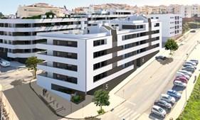 Appartement de 3 Chambres en Construction 5 minutes du centre-ville de Lagos
