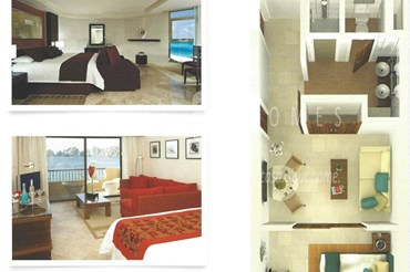 FOR SALE IN A LUXURY RESORT-CABO VERDE! GREAT BUSINESS OPPORTUNITY