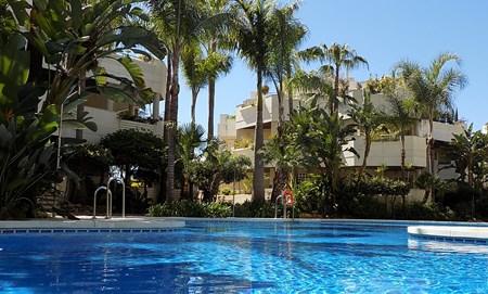 Puerto Banus – moderne und luxuriöse 3-Zimmer-Wohnung