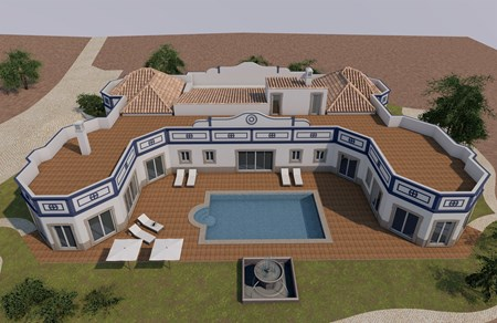 Plot with Project with Fabulous Sea Views