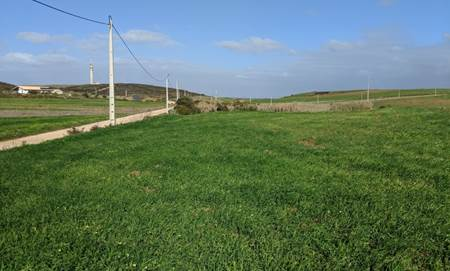 Terrain Rustique avec Puits et Nora à quelques minutes de Vila do Bispo