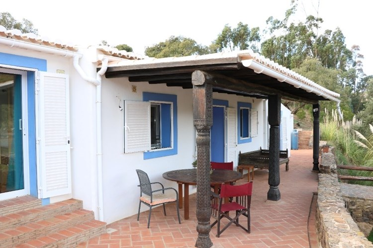 Unique Property with over 20 Ha at 5 km from the Costa Vicentina