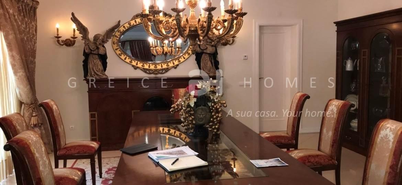 6 BEDROOM VILLA FOR SALE IN THE LUXURIOUS CONDOMINIUM PINHAL VELHO IN VILAMOURA ALGARVE - Greice Homes