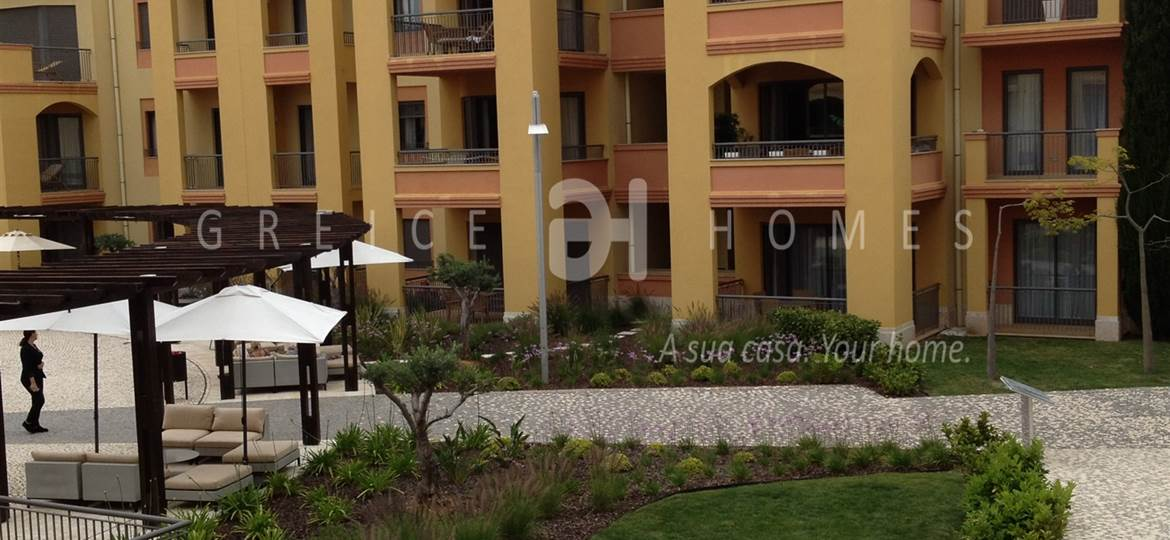 FOR SALE 2 BEDROOM APARTMENT AT VICTORIA RESIDENCES IN VILAMOURA - Greice Homes