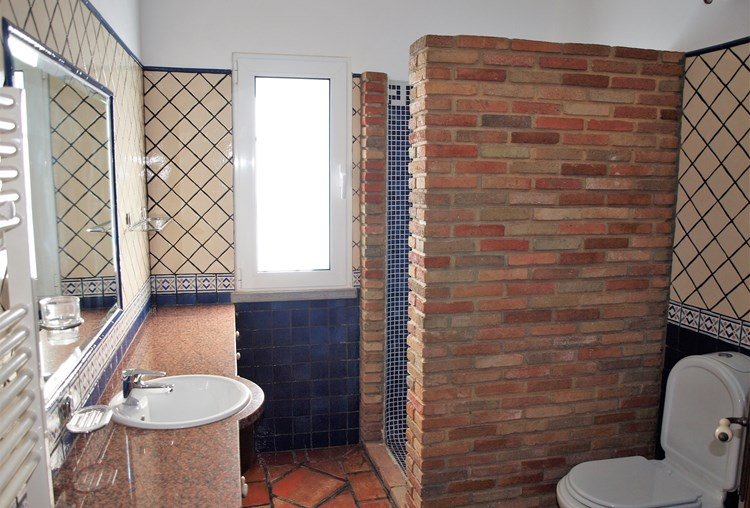 Villa for Sale Sao Bras de Alportel Bathroom Shower