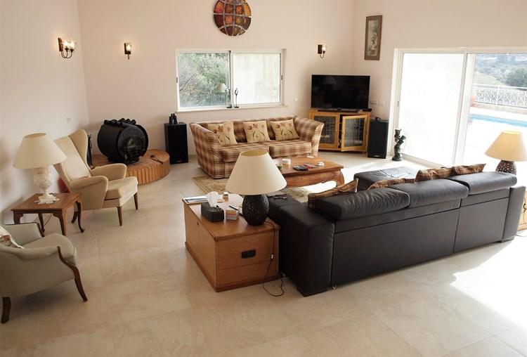 Villa for Sale Traditional Sao Bras de Alportel Lounge