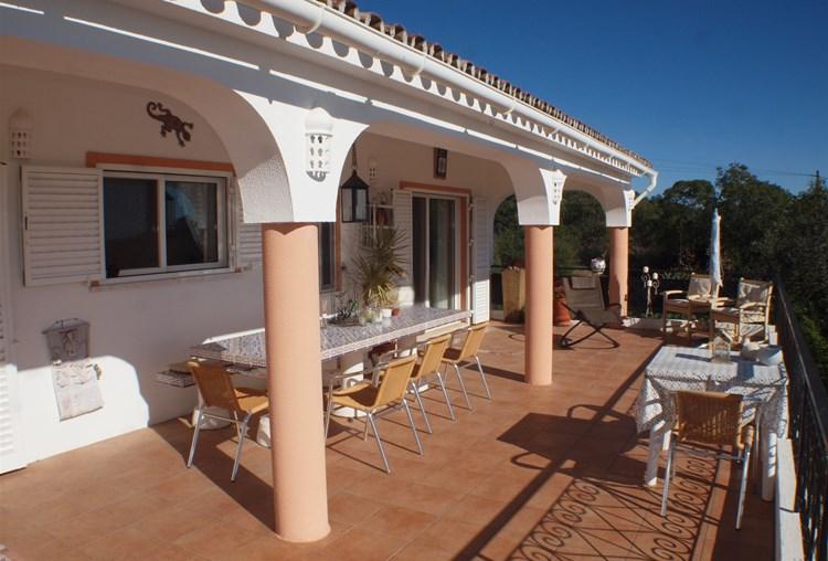 Villa for Sale Sao Bras de Alportel Terrace Dining