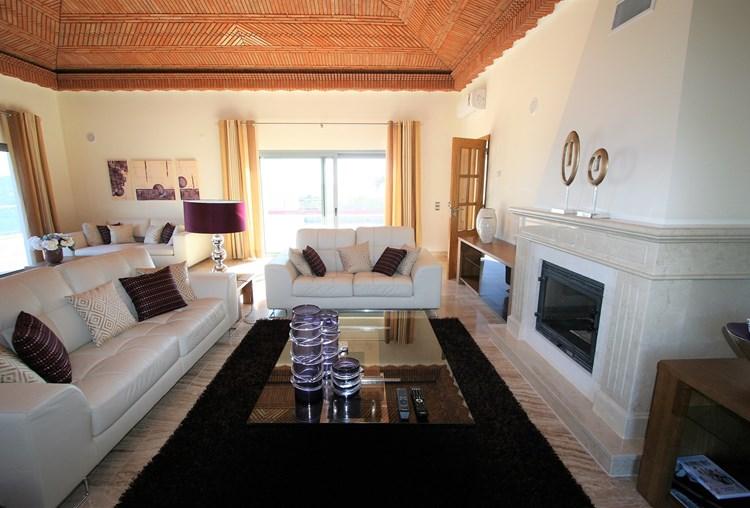 Villa for Sale Sao Bras de Alportel Modern Fireplace