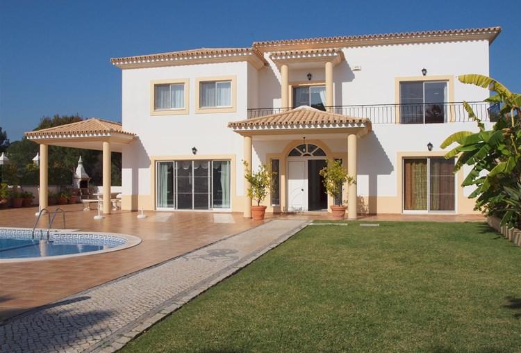 Villa for Sale Almancil Swimming Pool Garden