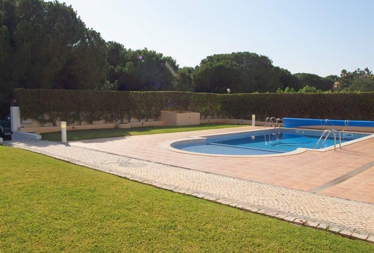 Villa for Sale Almancil Swimming Pool Garden Terrace View