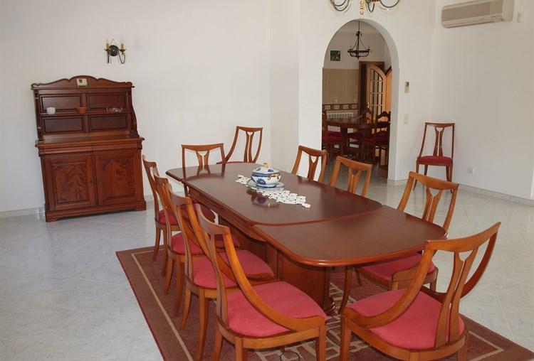 Villa for Sale Almancil Dining Room