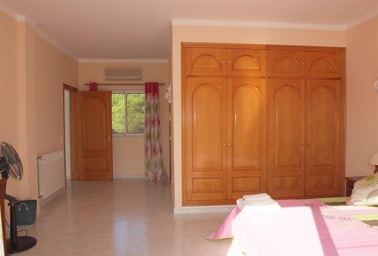 Villa for Sale Almancil Bedroom Wardrobe