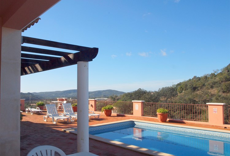 Villa for Sale Sao Bras de Alportel Swimming Pool View Terrace