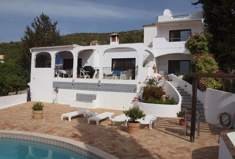 Villa for Sale Santa Barbara de Nexe Swimming Pool Terrace