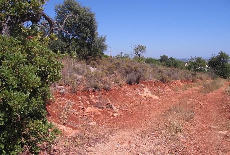 Grundstück mit Projekt mit fantastischen Meerblick
