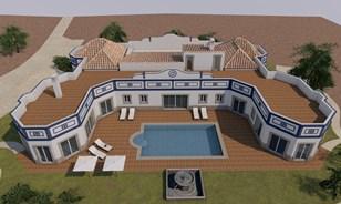 "Plot with Project with Fabulous Sea Views ""Casa Fontanário"""